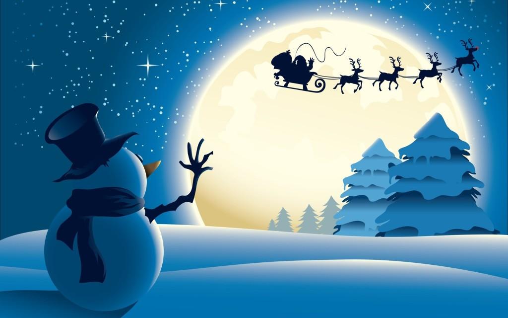 Christmas-Landscape